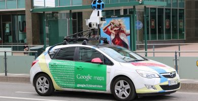 google map gps