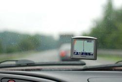 Navegador gps para auto